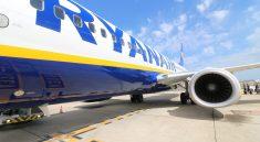 avión rayanair