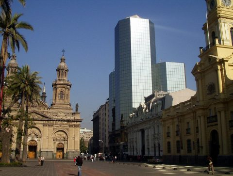 rascacielos chile