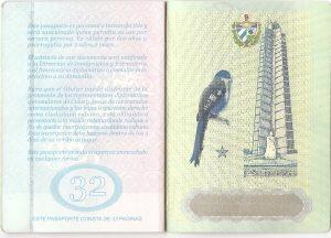 pasaporte cubano prorroga