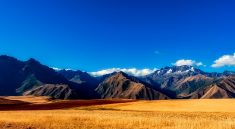Montañas Perú